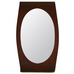 Beautiful Mirror by Franco Campo and Carlo Graffi for Home Trino