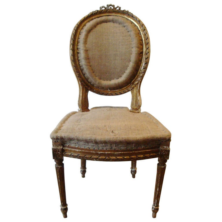 Louis XVI Chair at 1stdibs