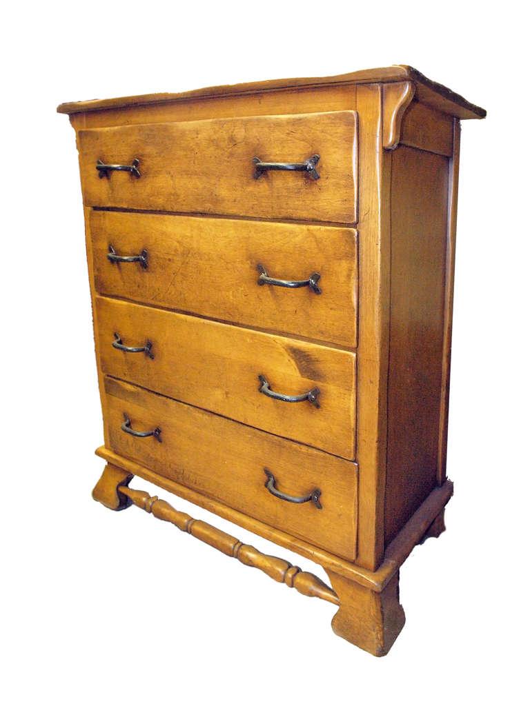 vintage monterey furniture bedroom set for sale at 1stdibs. Black Bedroom Furniture Sets. Home Design Ideas
