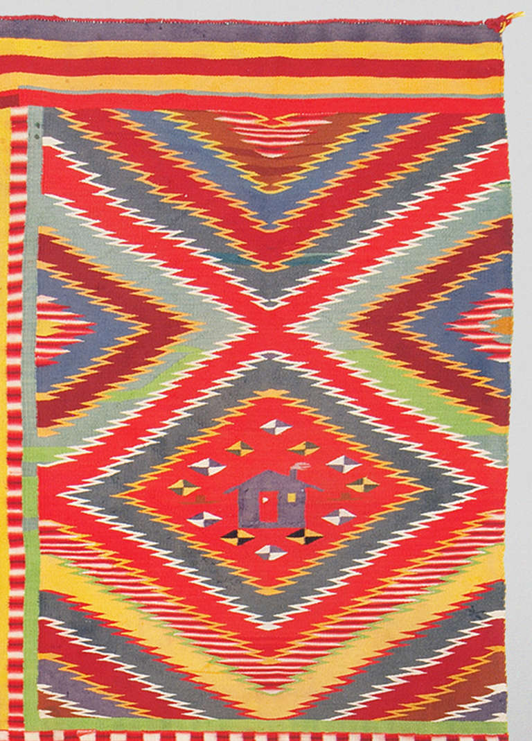 nizhoni begay art collection navajo from churro by native american nos gallery rugs ranch teec weaving rug frances the pos