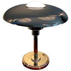 Danish Art Deco Skyscraper Desk Lamp