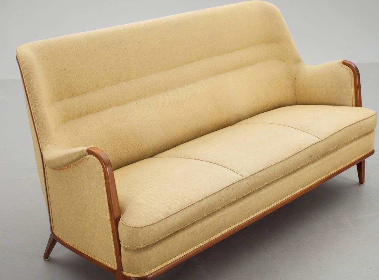 Swedish Sofa with amazing details