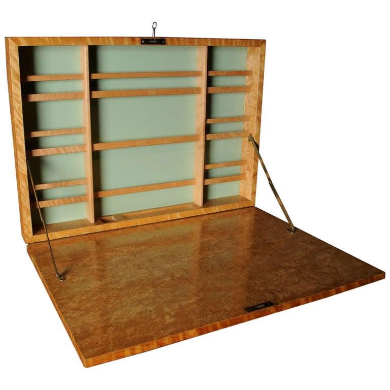 Ultra Rare Wall Secretary For Sale