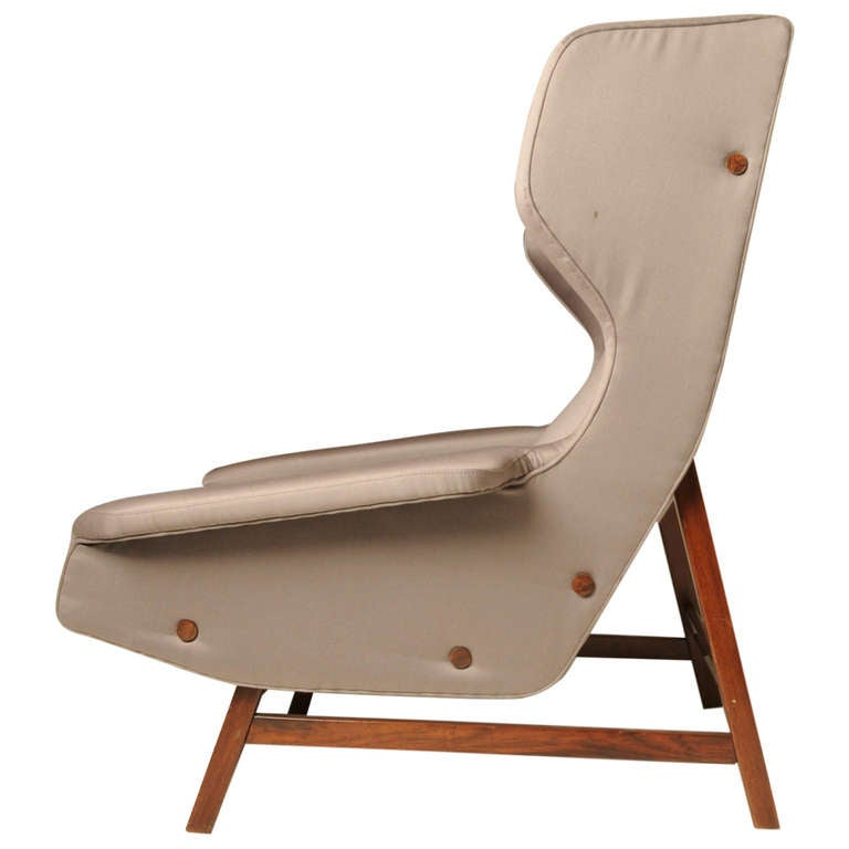 Very Rare Wingback Chair For Sale at 1stdibs