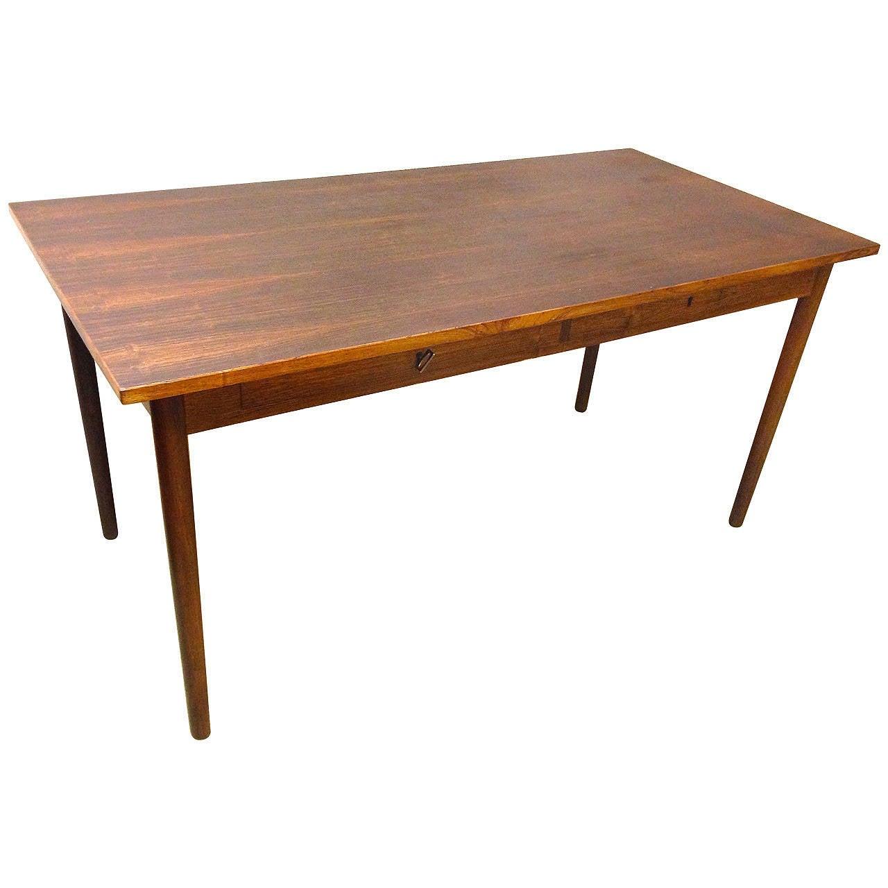 Nice and Elegant Desk by Arne Vodder