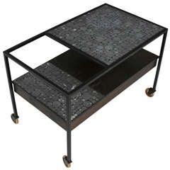 Very Rare Bar Cart