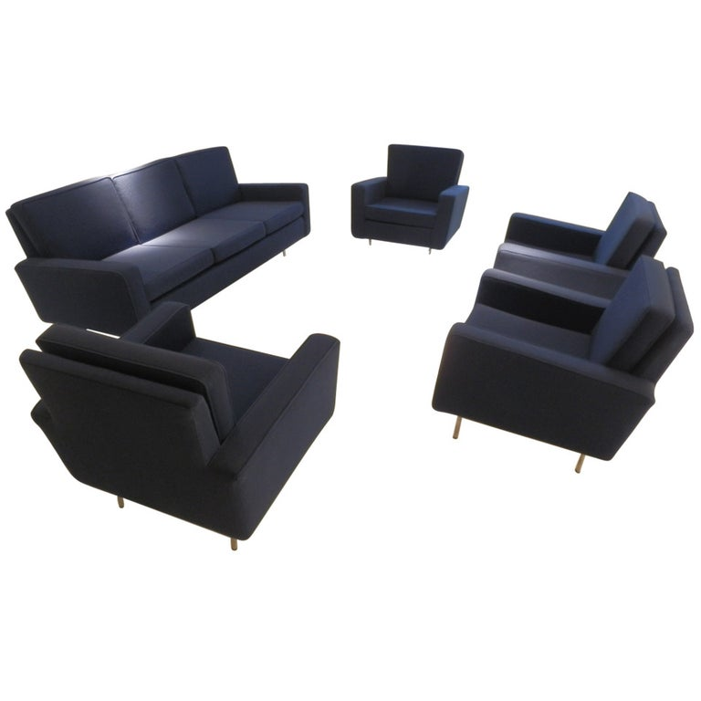 Florence Knoll Sofa Set For Sale