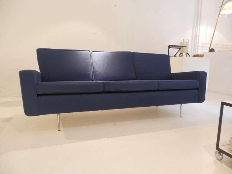 florence knoll sofa set at 1stdibs. Black Bedroom Furniture Sets. Home Design Ideas