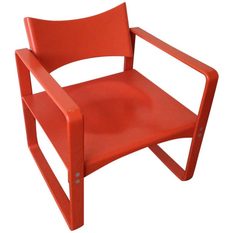 rare verner panton 270f lounge chair for sale at 1stdibs. Black Bedroom Furniture Sets. Home Design Ideas