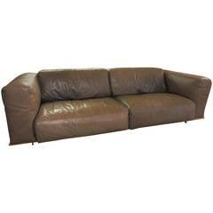 "Sofa Model ""Clipper,"" Built on Special Order"