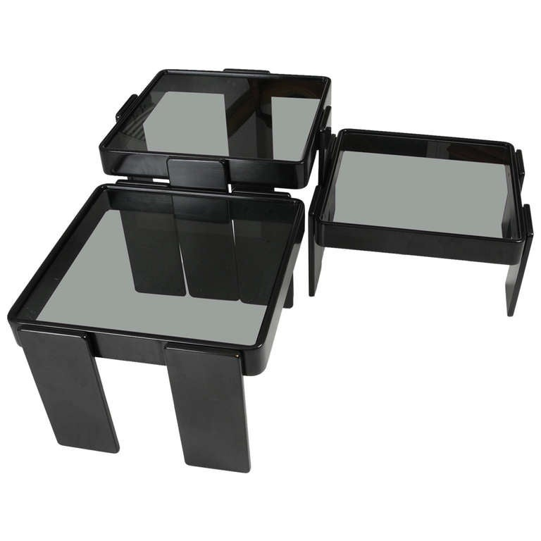 Cassina Stacking Tables For Sale