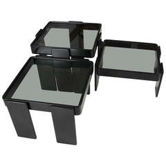 Cassina Stacking Tables