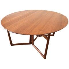 Drop-Leaf Dining Table by Hvidt & Mølgaard