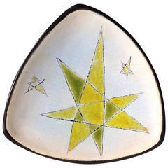 Denise Gatard Larger Triangle Dish