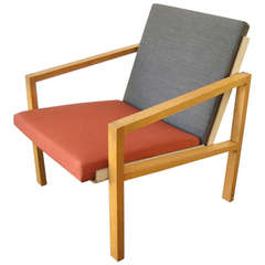 Rare and Important Lounge Chair by Hein Stolle