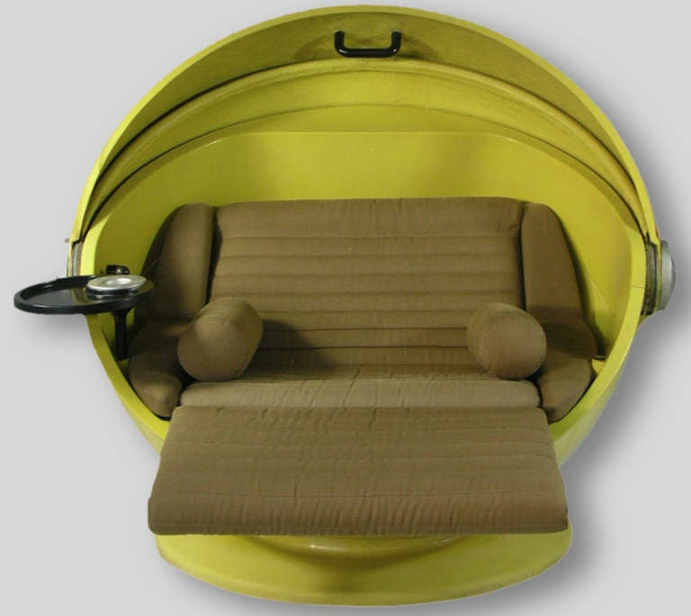 Very Rare Sunball Outdoor Chair For Sale at 1stdibs