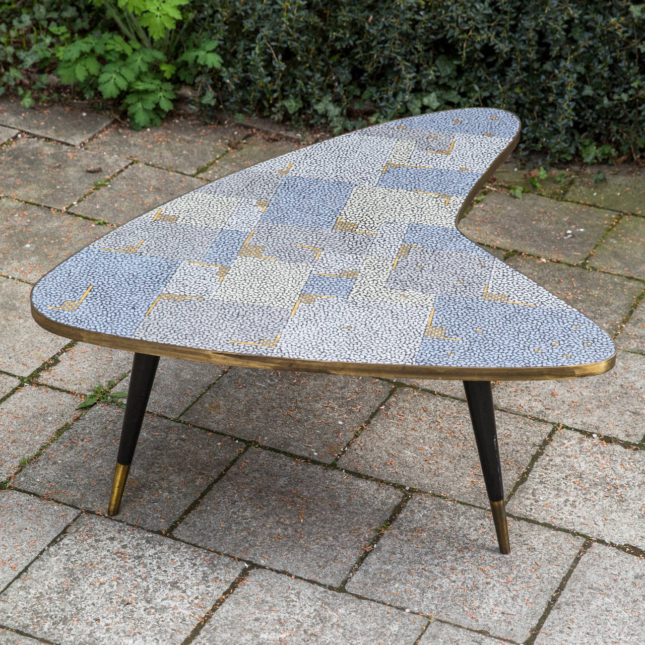 Mosaic Coffee Table By Berthold Müller 2