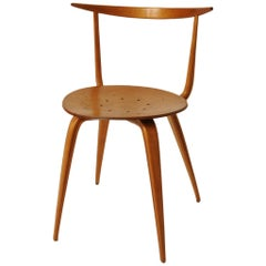 Early and Rare Pretzel Chair by George Nelson