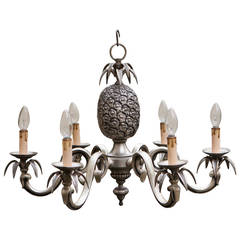 Pineapple Chandelier French