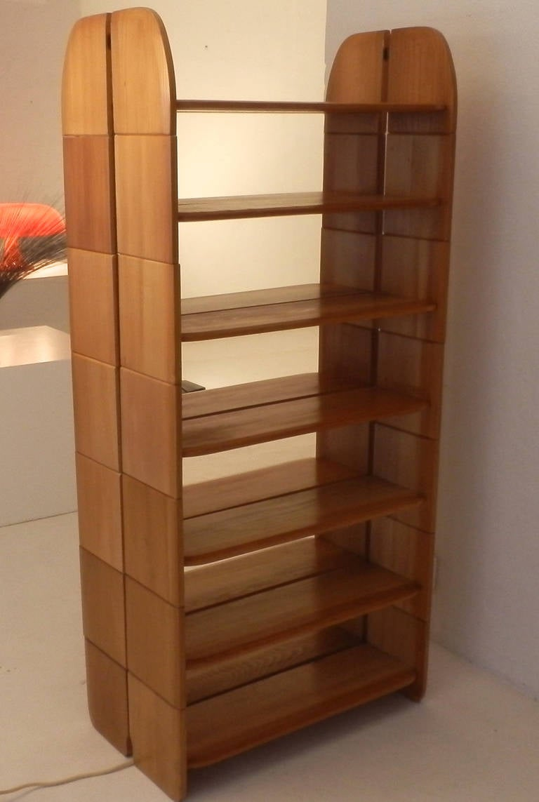 jacob muller modular shelf system for wohnhilfe switzerland for sale at 1stdibs. Black Bedroom Furniture Sets. Home Design Ideas