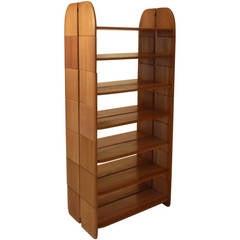 Jacob Muller Modular Shelf System for Wohnhilfe, Switzerland