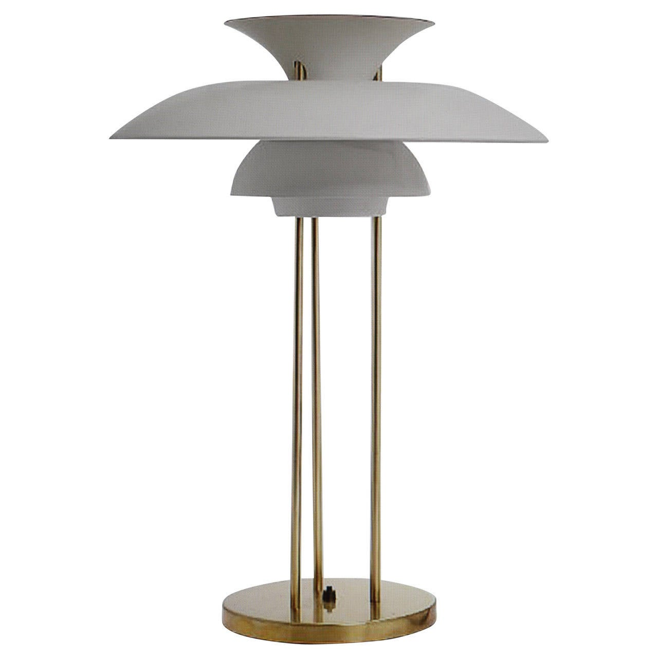 poul henningsen ph5 table lamp at 1stdibs. Black Bedroom Furniture Sets. Home Design Ideas