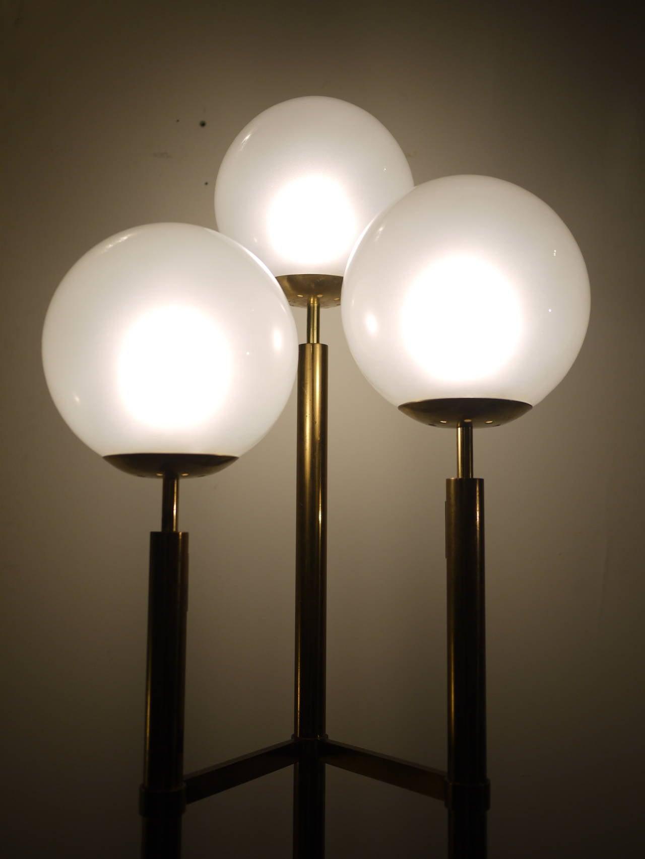 Max Ingrand Floor Lamp for Fontana Arte 4