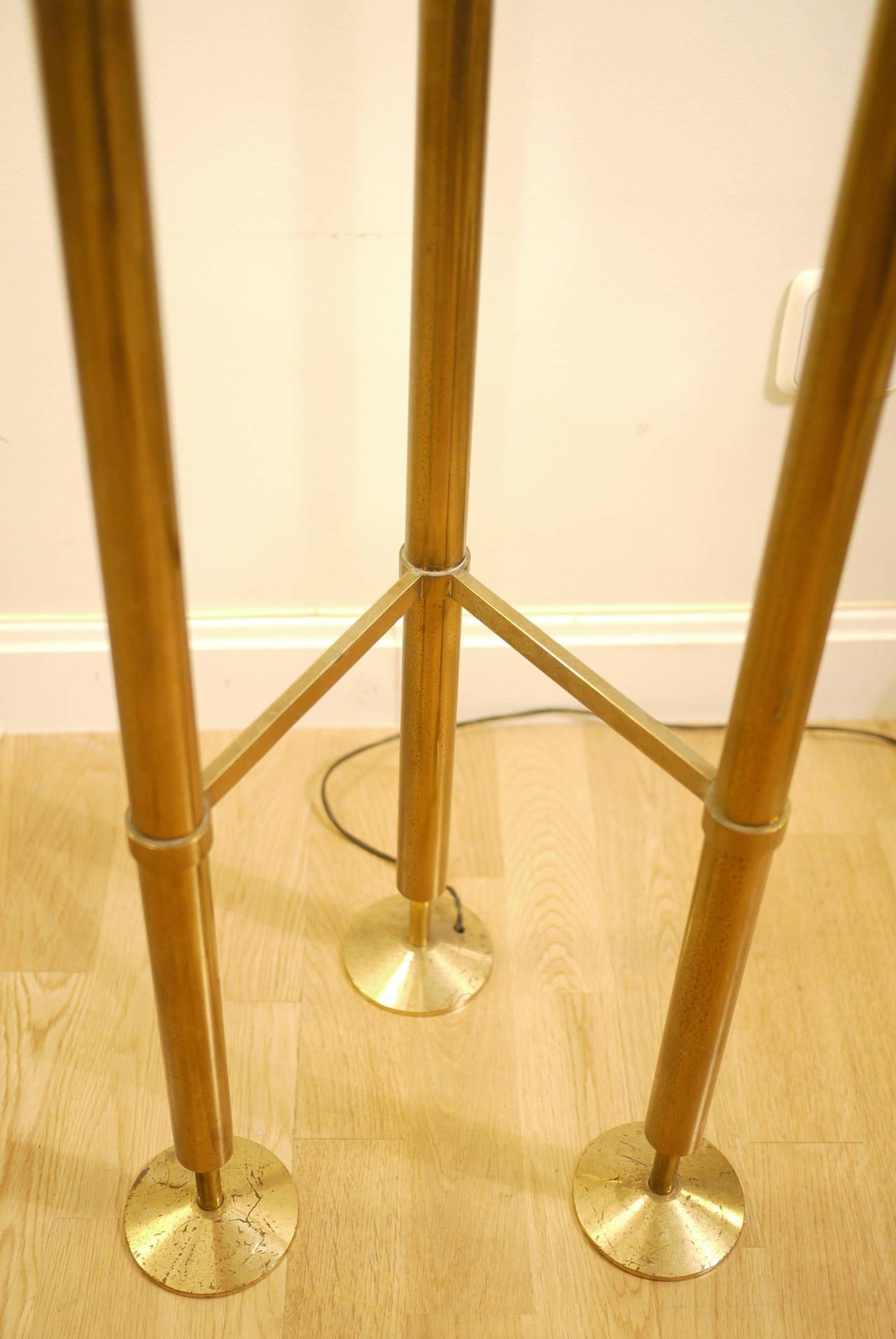 Max Ingrand Floor Lamp for Fontana Arte 6