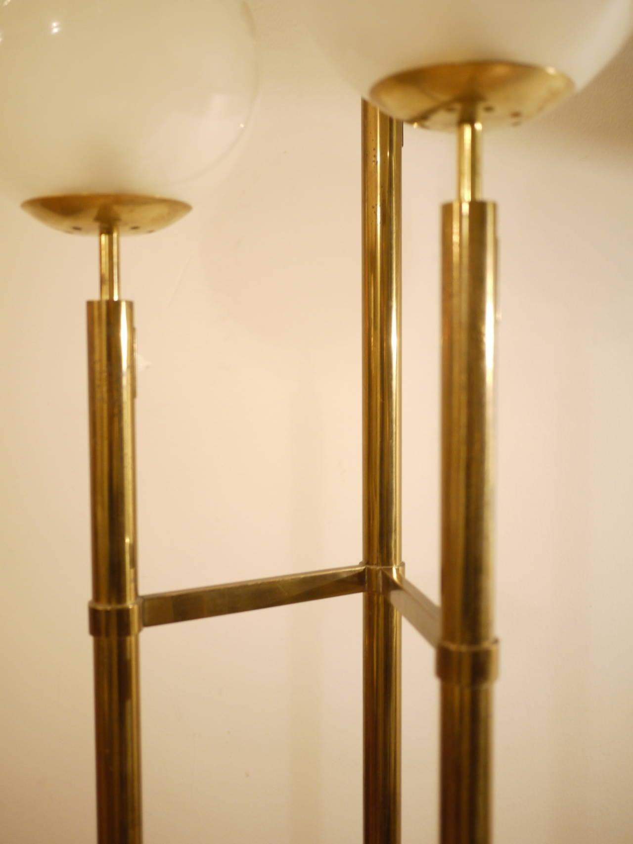 Max Ingrand Floor Lamp for Fontana Arte 7