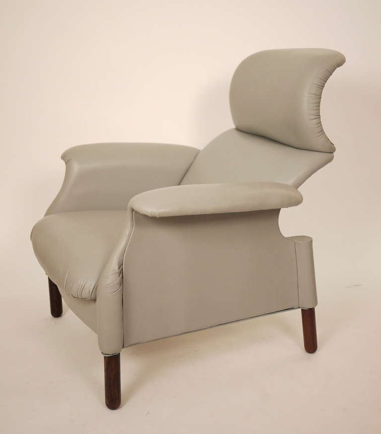 "A "" San Luca"" Armchair by Achille and Giacomo Castiglione 3"