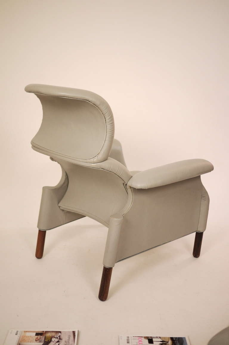 "A "" San Luca"" Armchair by Achille and Giacomo Castiglione 10"