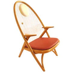"""Helge Vestergaard """"Racket Chair"""""""