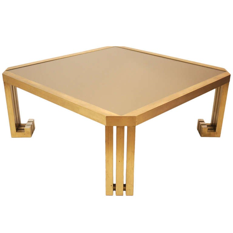 1970s French Coffee Table