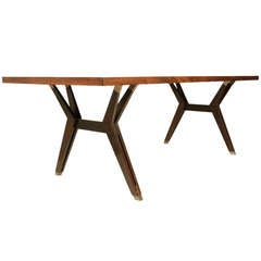 Ico Parisi Working/Dining Table for MIM