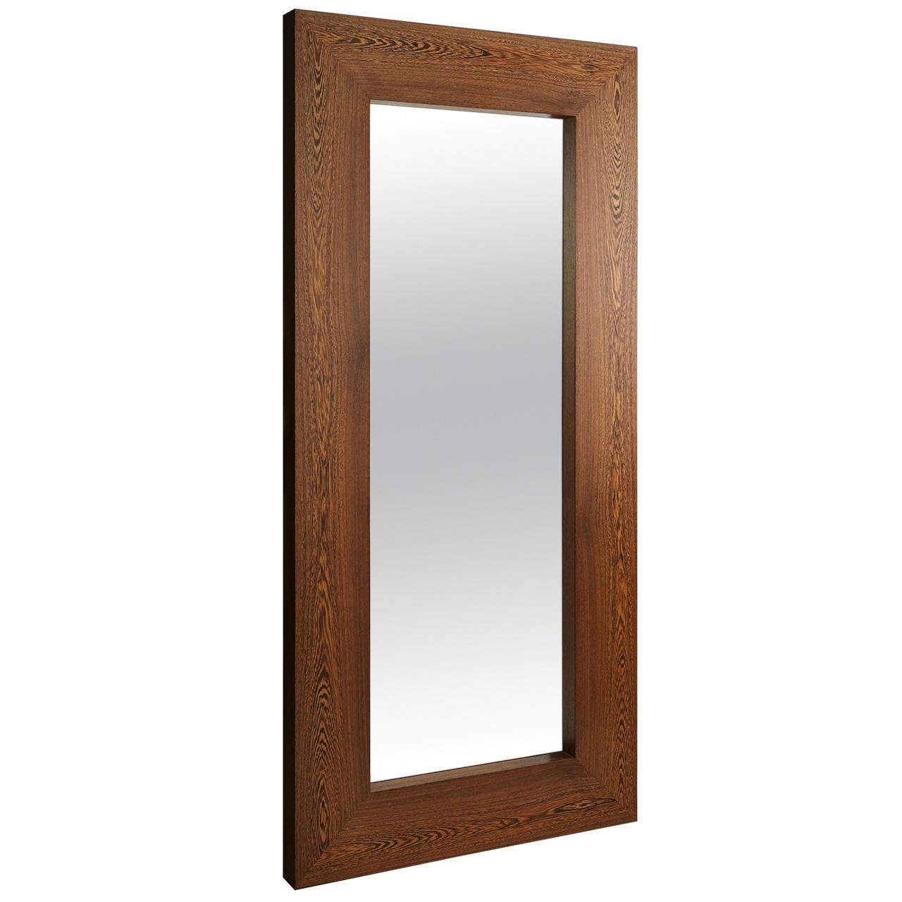 Large mirror anonymous denmark 1980s for sale at 1stdibs for Large mirror