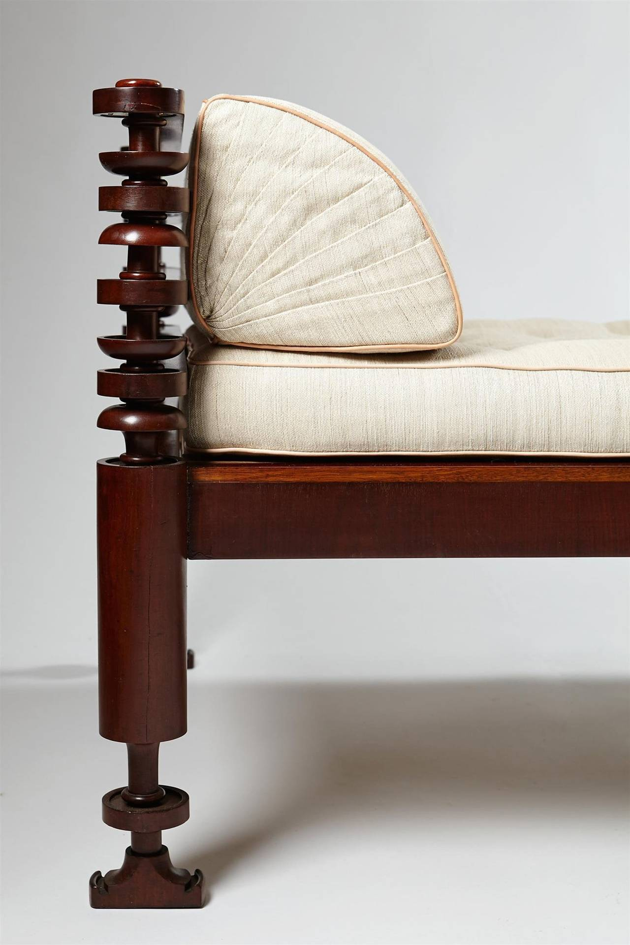 Daybed Designed by Kaare Klint for NM Rasmussen, Denmark, 1917 4