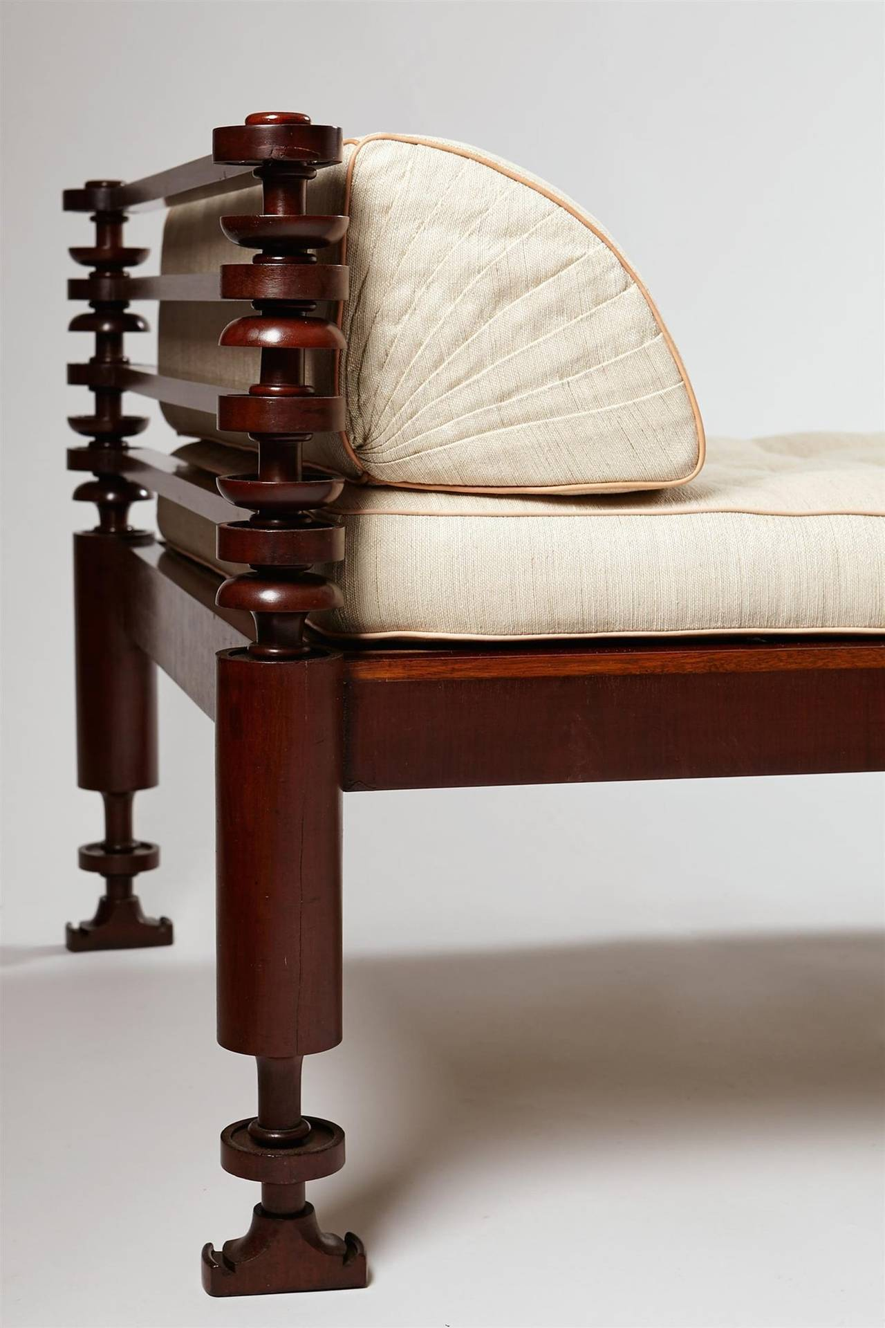 Daybed Designed by Kaare Klint for NM Rasmussen, Denmark, 1917 8