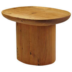 Occasional Table, Uto, Designed by Axel Einar Hjorth