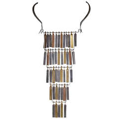 Necklace Cascade, Designed by Ibe Dahlquist, Sweden, 1960s