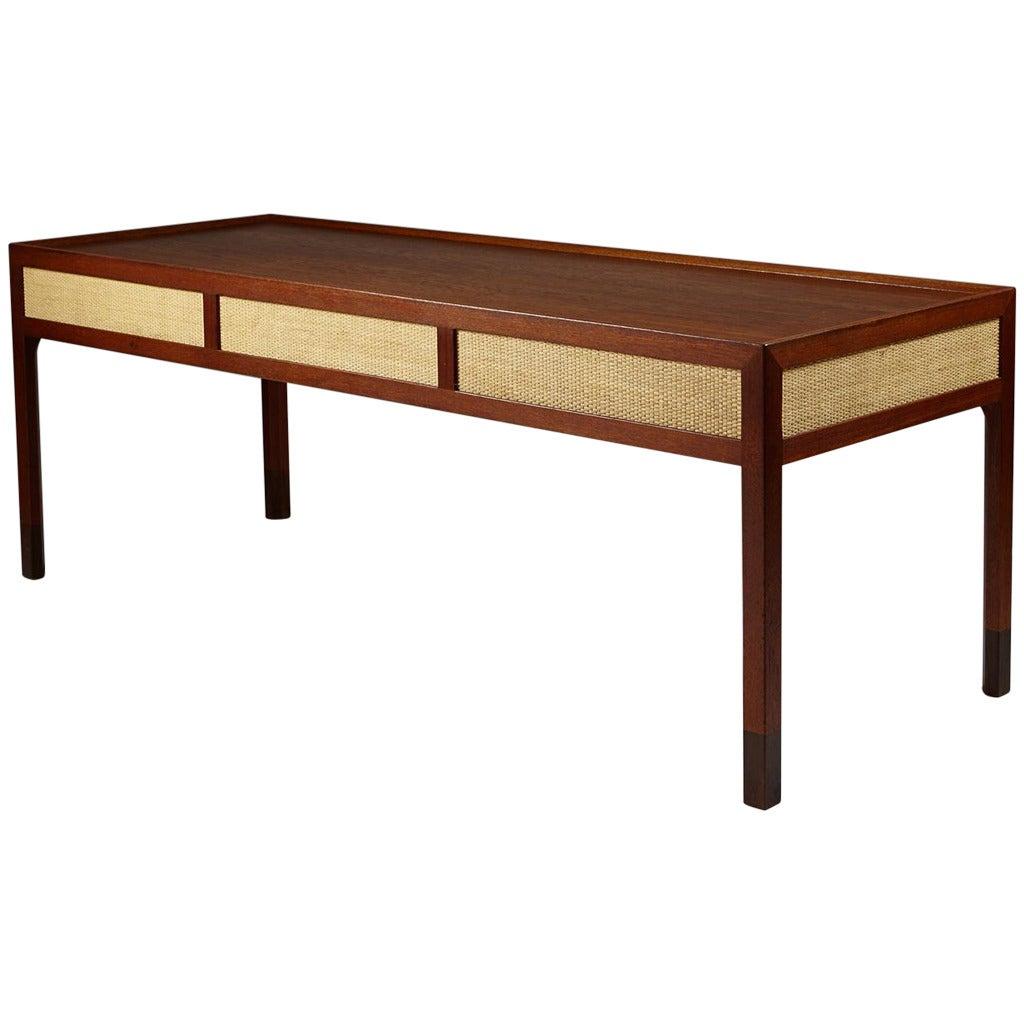 Occasional Table Designed by Mogens Lassen for T. Madsen, Denmark, 1953