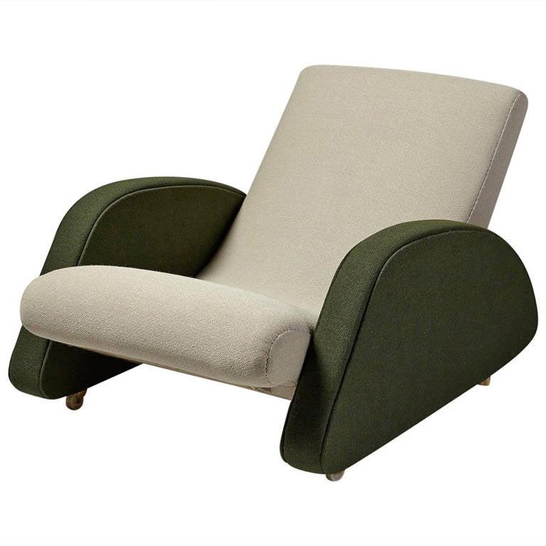 Armchair Designed By Bo Wretling For Otto Wretling Sweden