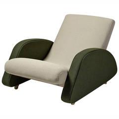 Armchair Designed by Bo Wretling for Otto Wretling, Sweden, 1930s