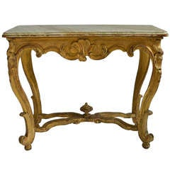 Roccoco Table, Swedish, circa 1760