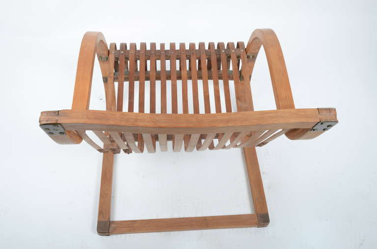 Arm Chair Attr Charlotte Perriand Bamboo Japan 1941
