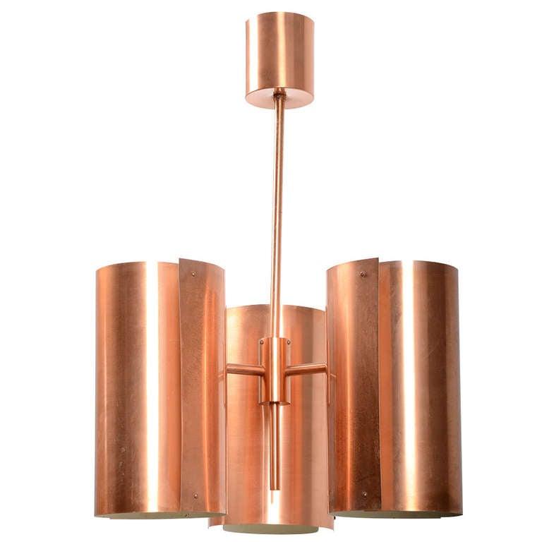 Pendant, designed by Hans Agne Jakobsson, Markaryd, Sweden, 1960's