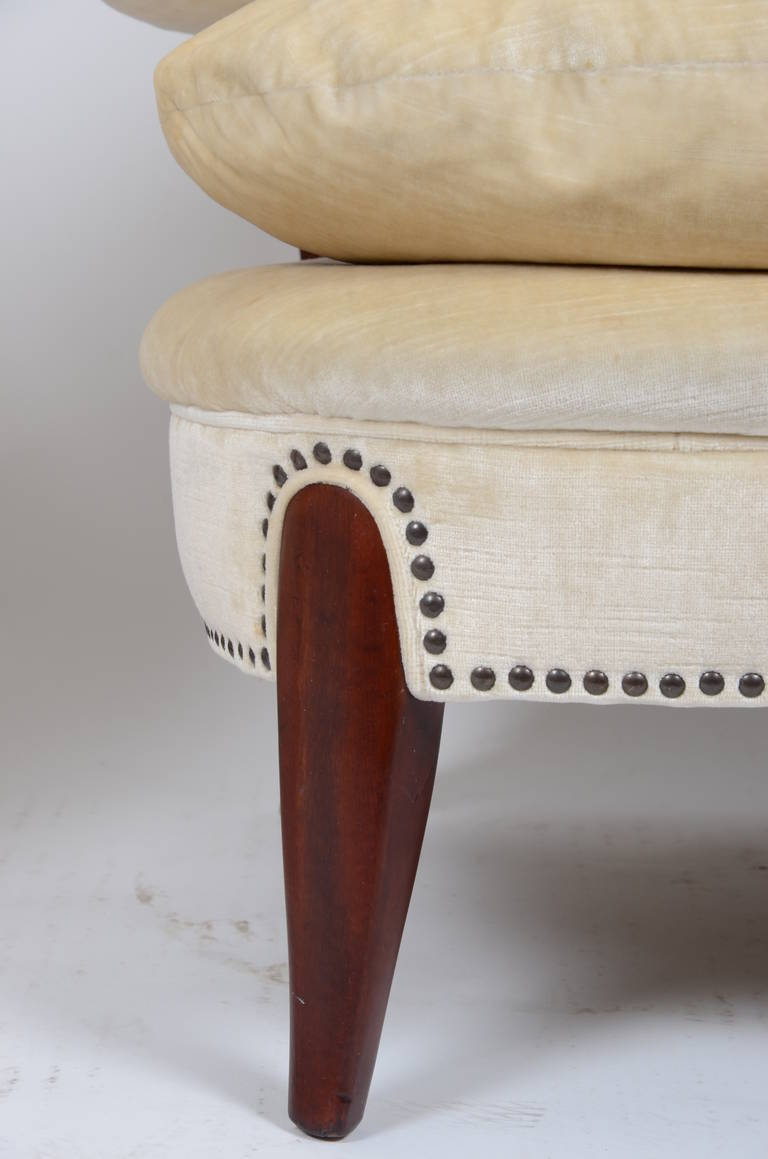 Pair Of Swedish Chairs By Otto Schulz At 1stdibs