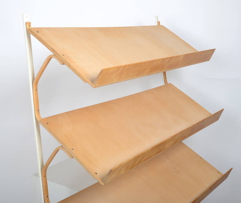 1960s kitchen cabinets shelving system designed by bruno mathsson sweden at 1stdibs 10070