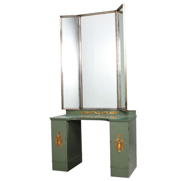 Vanity dressing table carl malmsten for nk 1930 39 s sweden for 90cm dressing table