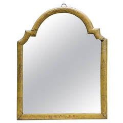 French Original Decorated Mirror