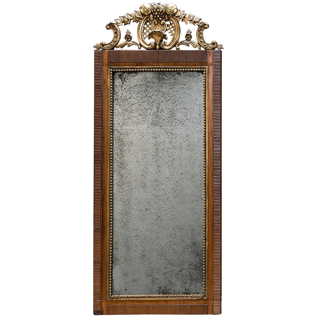 Louis XVI mirror, France late 18th Century